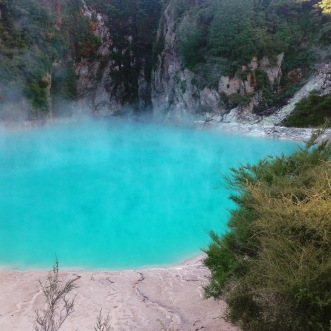 Geothermal Pool Rotorua