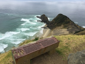 Place Of Leaping Cape Reinga (Where Spirits Start Journey To Hawaiki