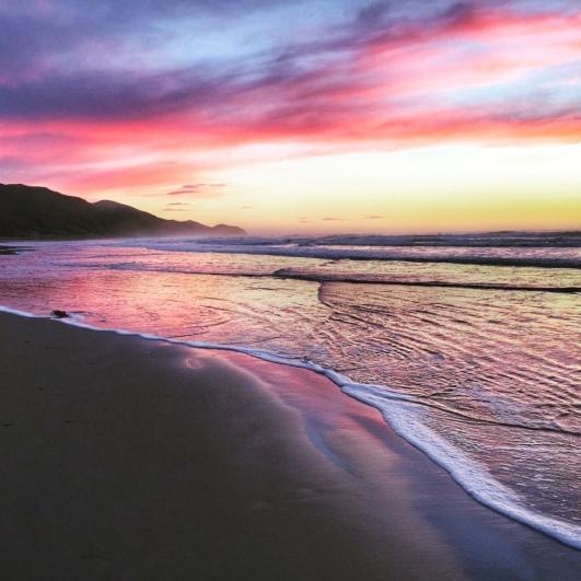 Pourerere Beach Hawkes Bay Region