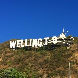 Wellington 'Hollywood' Sign