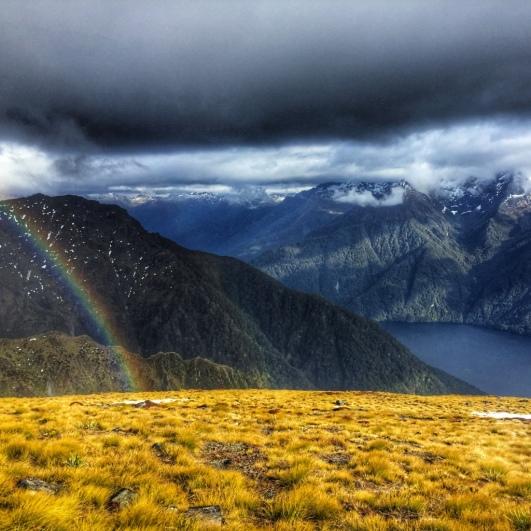 Kepler Trail Fiordland