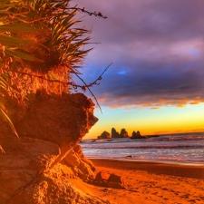 Beach Near Barrytown (West Coast South Island