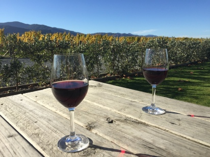 Wairau River Winery outdoor garden