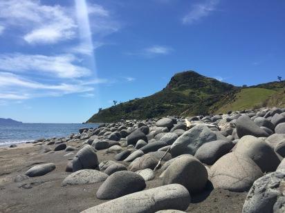 Unnamed beach