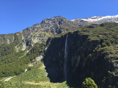 600 foot waterfall