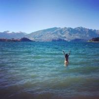 Lake Wanaka cooldown