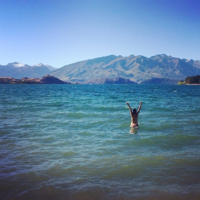 Lake Wanaka cooldown