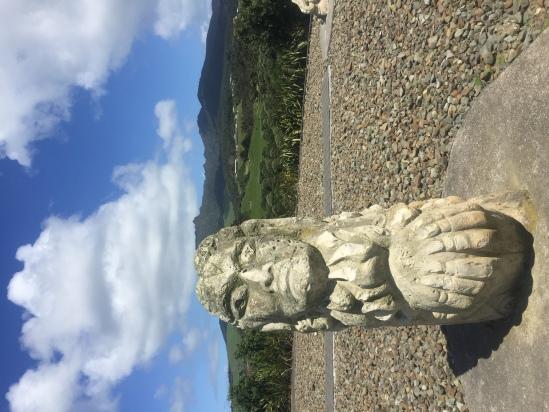 North - fire goddess Mahuika