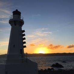 Pencarrow Head lighthouse