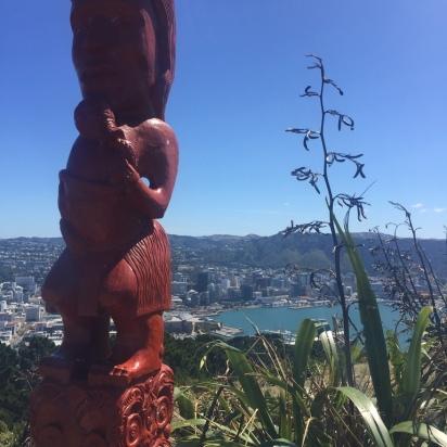 Tangi Te Keo Mount Victoria