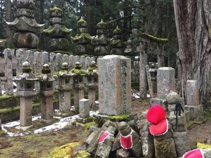 Okunoin Cemetery8