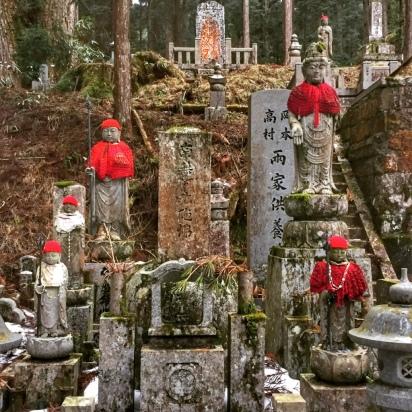 Okunoin Cemetery9