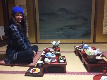 Shojin-ryori meal